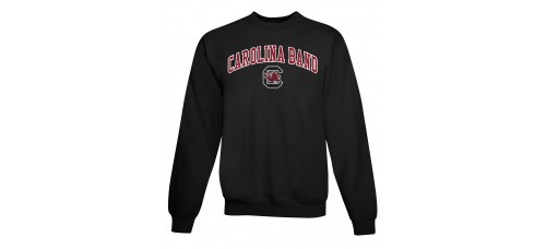 Carolina Band Crew Top Garnet,Black,Grey