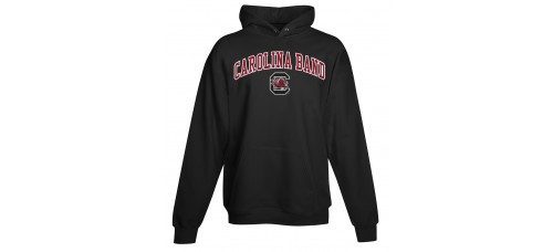 Carolina Band Alumni Hoody Black,Garnet,Grey,