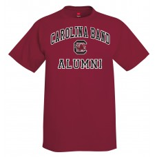 Carolina Band AlumniS/S T-Shirts Black,Garnet, Grey,