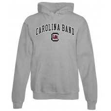 Carolina Band Hoody Garnet,Black,Grey