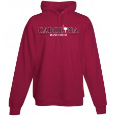 Carolina Band Mom Hoody Black, Garnet, Grey