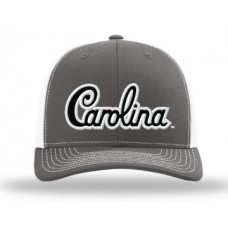 R112 Charcoal/White Trucker Hat