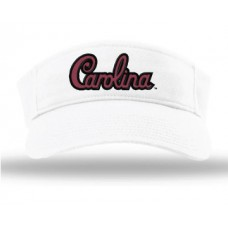 R45 White Garment Washed Visor