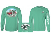 Sand and Surf- Long Sleeve T's