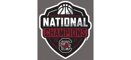 Women's National Championship Decal